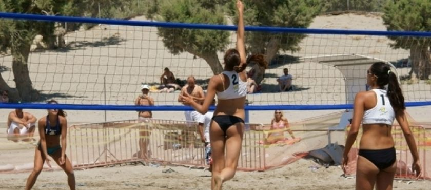 Matala master beach volley 2016